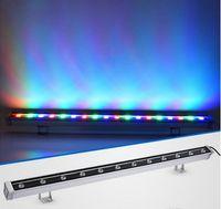 LED 벽 세탁기 RGB 36W wallwasher LED 홍수 조명 stlight 조명 바 빛 barlight LED 투광 조명 가로 조명 AC 85V-265V LLFA
