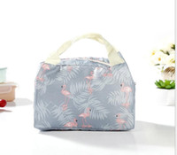 50pcs 5Styles New geometric pattern Lunch Bag Tote Bag Lunch...