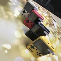Stokta Coolboy RS-6A Retro Mini 2 El Oyun Konsolu Emulator ingebouwde 168 oyunlar Video Oyunları El Konsolu snel schip