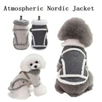 1 PCS Simple and Stylish Autumn and WinterTeddy Nordic Jacke...