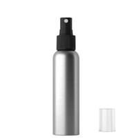 30ml 50ml 100ml 120ml 150ml 250ml Sprey Esansiyel Yağı Aromaterapi Parfüm Kozmetik Konteyner İçin Alüminyum İnce Mist atomlaştırıcılar Şişe