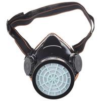 القناع الأمني للتنفس الصناعي المضاد للغبار في خرطوشة