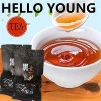 75g Çin Organik Oolong Çay 10 Küçük Çanta Siyah Oolong Çay Fırında Tieguanyin Sağlıklı Yeşil Gıda Tercih