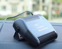 Новый автомобиль автомобиль обогревателей Керамический нагреватель Портативный 12V вентилятора ар Обогреватель обогрева 12V Грузовик Автомобиль тепла Вентилятор охлаждения 150W прикуривателя
