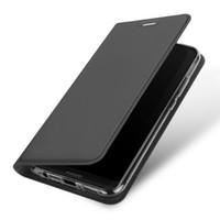 Для Huawei P20 Lite Роскошный Кожаный Флип Бумажник Обложка Книги