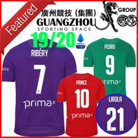 Ribéry 19 20 FIORENTINA SOCCER JERSEYS HOME AWAY GREEN PEZZE...
