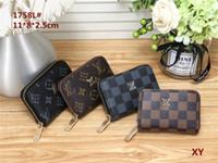 d4160f55053 3356 Designer Classic Wallet Luxury L Plaid Wallets For Men Women ...