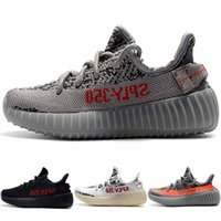 New Baby Kids Shoes Kanye West Running Shoes Children Athlet...