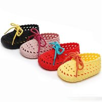 Mini Sed Shoes Baby Jelly Shoes Girls Boys First Walkers Sof...