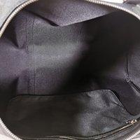 Travel Country-of Duffel Bag Black Classic Weekend Багаж 50 см Tote Высокое Качество Ночь 55см Роскошный FICEA