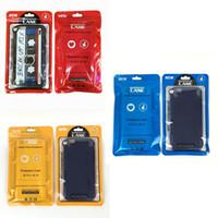 12 * 21 cm Cáscara del teléfono móvil Línea de datos bolsa de embalaje Plástico OPP Paquete de embalaje al por menor bolsa de bolsa para teléfono celular móvil Cable phoneCase