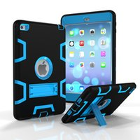 Heavy Duty Shockproof Kickstand Hybrid Robot Case Cover for ...