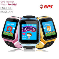 Q528 Смарт Часы для детей Дети GPS часы с камерой для Apple, Android Phone смарт Детские Часы SmartWatch Дети Смарт Электроникс