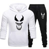Markenkleidung Herren Herbst Winter Casual Sweatshirts Pullover Warme Männer Trainingsanzug Hoodies Stück + Hosen Sportswear Set