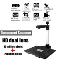 SD3000 Portable New Creatives Handheld Mobile High Speed ​​A3 Document Scanner HD Dual lens 10 milioni di pixel
