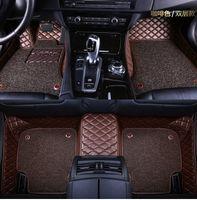 Volvo C30 S40 S60L S80L V40 V60 XC60 XC90 3D 자동차 스타일링 헤비 듀티 카펫 바닥 라이너