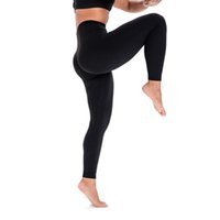 2019 inverno Leggings Donne Leggings Sexi fitness femminile Jeggings MODIS nero Sportleggings Spandex con le tasche più il formato CJ191203
