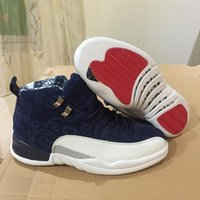 new arrival 00780 1b781 Wholesale retro 12 online - 2019 New Jumpman International Flight S Tokyo  Japan Man Basketball Shoes