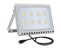 LED-Flutlicht 50W wasserdicht IP65 im Freienlicht 110-120V Warm / kühles Weiß LED-Projektor Home Garten Flutlicht im Freien Balkon Lampz