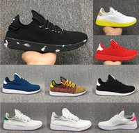 2018 Off New Chaussures Deerupt Runner Pharrell Williams III Stan Smith tenis blanco para correr Zapatillas de deporte para hombre Mans gacela Zapatosa
