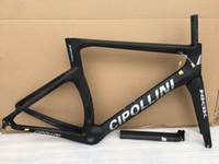 T1000 1 K 3 K acabamento fosco quadro de bicicleta de estrada de carbono MCipollini NK1K quadros de bicicleta de estrada de carbono com XXS-XS-S-M-L-XL mais 20 cores