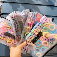 1000pcs Pack Girls Colorful Small Disposable Gum For Ponytai...