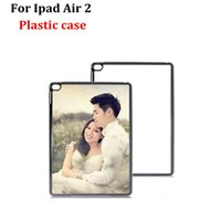 For lpad Air 2 DIY 2D Sublimation Cases Heat Press PC Case W...