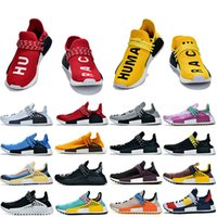 Discount NMD Pharrell Williams Human Race Shoes Women Mens R...