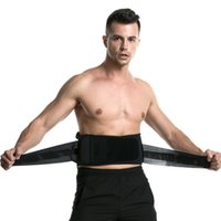 Adjustable Waist Support Belt With Spine Steel Plate Support...