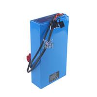 Ücretsiz kargo scooter elektrikli 60 V pil paketi için 20AH Yüksek kaliteli lityum piller ile paketi 650 W-1500 W motor