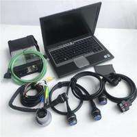 MB STAR C5 SD Connect C5 avec le dernier Ware Soft-Ware 2021.03 Outil de diagnostic MB STAR C5 avec D630 Ordinateur portable complet prêt à travailler