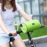 Fahrradrahmen für Kopf Oberrohrwasserdichte Fahrrad-Beutel-Screen-Handy-Speicher-Beutel Fahrrad Taschen Mountain Bike Zubehör RRA3127