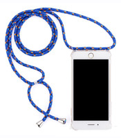 Transparent TPU Cell Phone Case Cord Lanyard Strap for Girls...