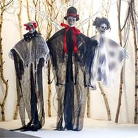 Halloween squelette Decration squelette suspendu Props Party Bar suspendu Layout Props Halloween Decrations Outils 3 styles RRA1998
