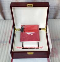 뜨거운 판매 최고 품질 PP 5711 5712 Aquanaut Watch Original Box Papers 카드 나무 선물 상자 핸드백 20 x 16cm 5726 5990 5980 시계