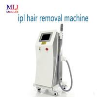 IPL IPL ليزر لإزالة الشعر آلة بسرعة دائمة SHR الشعيرات تجديد شباب الجلد