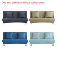 تمتد الصلبة تغطية اللون صوفا تمتد الأثاث يغطي القابل للإزالة صوفا الأغطية لغرفة الجلوس الأعزل الغلاف غطاء سرير