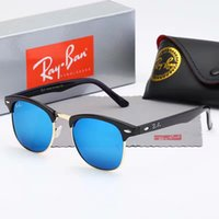 Luxury Ray Polarized Sunglasses Men Women Pilot Sunglasses U...