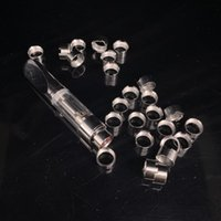 H10SS510 의 실 추출물 기름 Vape 를 위한 자석 접합기 금속 반지는 Ac1003dank 수증기 처분할 수 있는 vape 펜 탱크를 적합했습니다 카트리지
