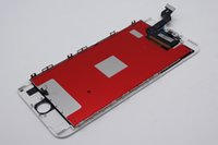iPhone 6S Plus LCD 용 고화질 No Dead Pixels 소형 부품 조립품을 사용한 프레임이있는 디지타이저 화면 조립품 Repalcement Parts