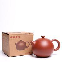 sabbie viola produttori teiera cinese produzione di minerale di Undressed diretta Yixing teiera all'ingrosso artigianato tè doni set personalizzato di vendita calda