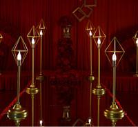 새로운 디자인 뜨거운 판매 인도의 결혼식 무대 장식 배경 best0799