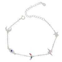 Wholesale- 925 sterling silver cute lovely charm link chain b...