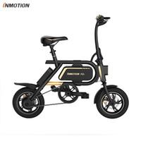 INMOTION P2F EBIKE Faltrad Mini-Fahrrad Elektro-Scooter Lithium-Ionen-Batterie-350W CER RoHS FCC