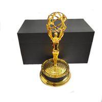 Tamaño de la vida real 1: 1 premio Emmy metal Trophy Academia al Mérito DHL libre de Shiping rápido