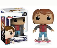 Funko pop Back to future Marty Action Figures cool ornaments...