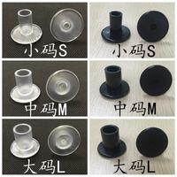 Pratico Atin Stiletto coperture trasparenti multi colori tacco alto Protezioni Heels antiscivolo Tappo di bomboniere 1JL E19
