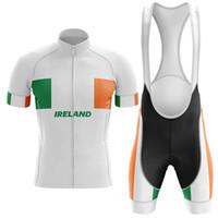 2021 Ирландия Велоспорт Джерси набор летних горных велосипедов Одежда про велосипед Велоспорт Джерси спортивная одежда костюм Maillot ROPA Ciclismo