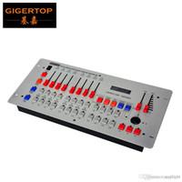 Hurtownia Hot 240 DMX Controller, DMX Lighting Controller, Disco 240 DMX Controller, Control 12 SZTUK 16dmx Channel Stage Oświetlenie TP-D04