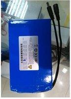 Gratis verzending LIFEPO4 12.8V-14.6V 12V 10AH Lithium Iron fosfaat batterij monitor verlichting oplaadbare batterij